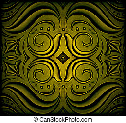 Abstract decorations