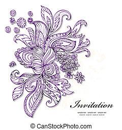abstract decorative design