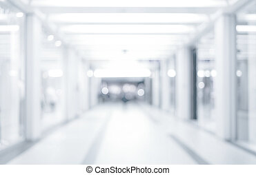 abstract defocused blurred background, empty business...