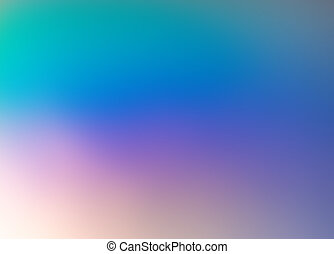 Abstract defocused Hologram gradient background. Christmas,...