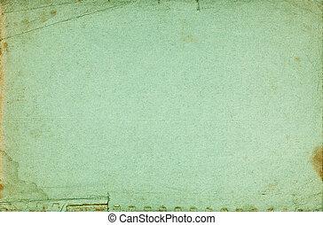 abstract, dekking, boek, groene, pagina, oefening