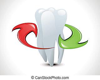 abstract dental wallpaper