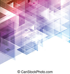 Abstract design background - Abstract design with a...