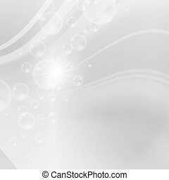 Abstract design bright background