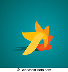Abstract design element illustration
