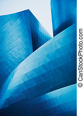 Abstract Detail of Modern Urban Architecture