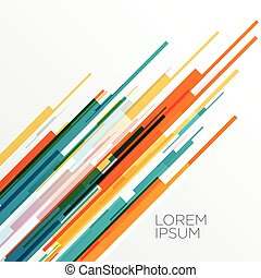 abstract diagonal lines background design