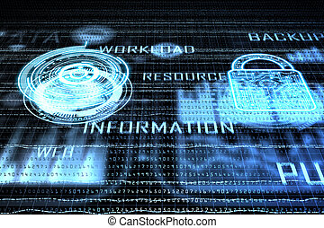 Cyberspace safety concept