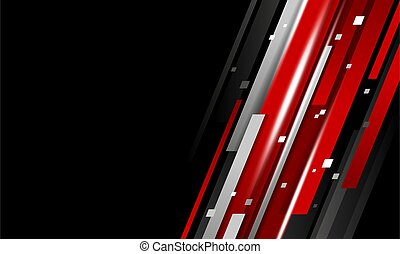 Abstract digital technology background vector illustration