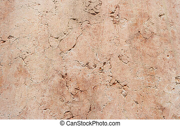 Abstract dirty flaky shabby stucco for banner design. Wrecked texture. Grunge concrete wall texture