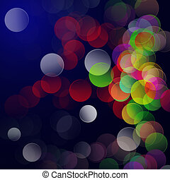 abstract disco party backgrounds