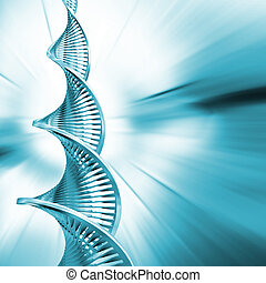 abstract, dna