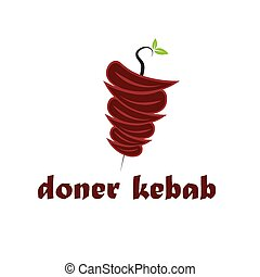 abstract doner kebab