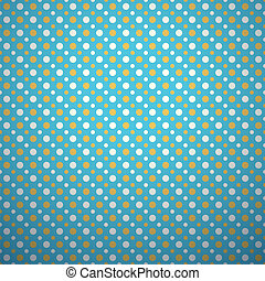 Abstract dot diagonal pattern wallpaper. Vector illustration...