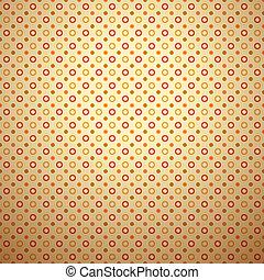 Abstract dot pattern wallpaper. Vector illustration