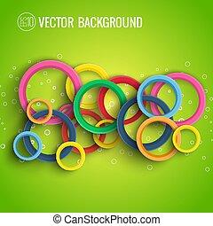 Abstract Dynamic Circles Concept