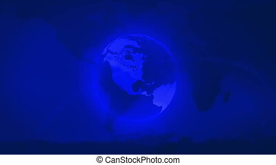 Abstract Earth Background