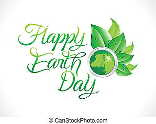 abstract earth day background