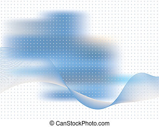 Abstract elegance background with dots. Vector illustration....