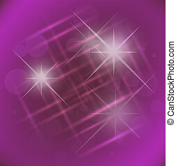 Abstract elegance Purple background