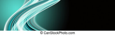 Abstract elegant panorama background design with space for ...