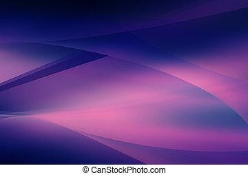 Abstract elegant purple background