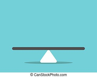 Abstract empty seesaw scale - Empty abstract seesaw scale in...