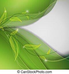abstract environmental vector backg