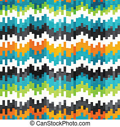 abstract equalizer seamless pattern