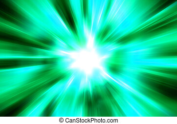abstract explosion background
