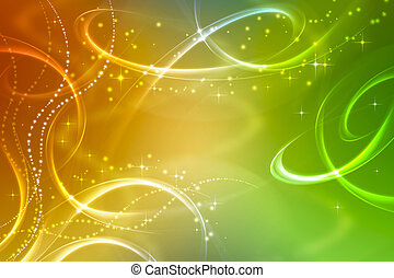 abstract festive background with cross lines and stars