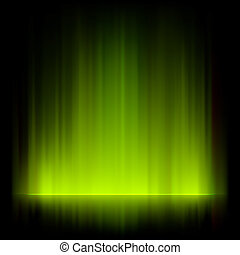 Abstract fire lights vector background. EPS 8