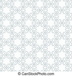 abstract flower made with lines background pattern