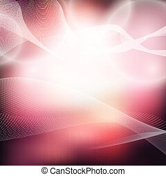 abstract flowing lines background 2702