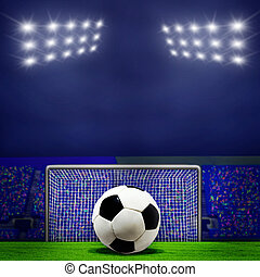 abstract football or soccer backgrounds