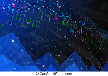 Abstract forex wallpaper