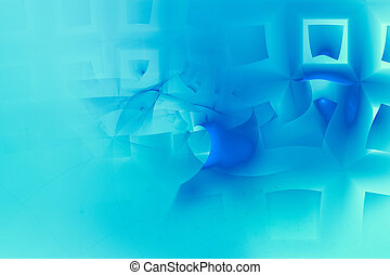 Abstract fractal background - A abstract fractal background ...