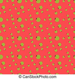 Abstract Fruit Background