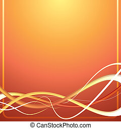 Abstract Futuristic Background. Vector Design