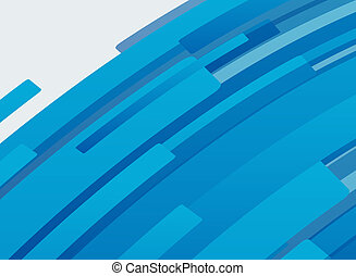 Abstract futuristic technology blue strip line pattern cover background.
