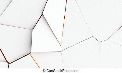 abstract, gebarsten, surface.