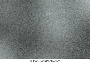 abstract, geborstelde, aluminium, achtergrond, textuur