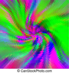 spiral pattern ornate background