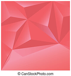 Abstract geometric vector background, 3d, template design elements, vector illustration