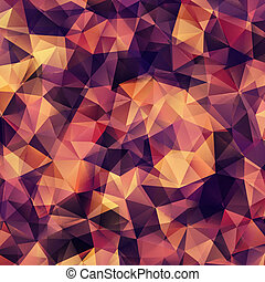 Abstract Geometric Background. EPS 10