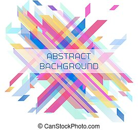 Abstract geometric background for your design.