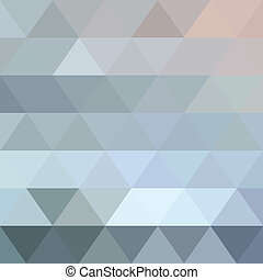Abstract geometric background of gray triangles