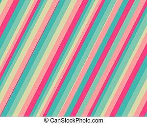 abstract geometric background pink blue vertical stripes