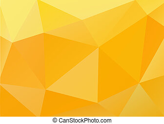 The abstract geometric triangle background. Vector illustration.