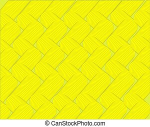 abstract geometric background with bright yellow stripes
